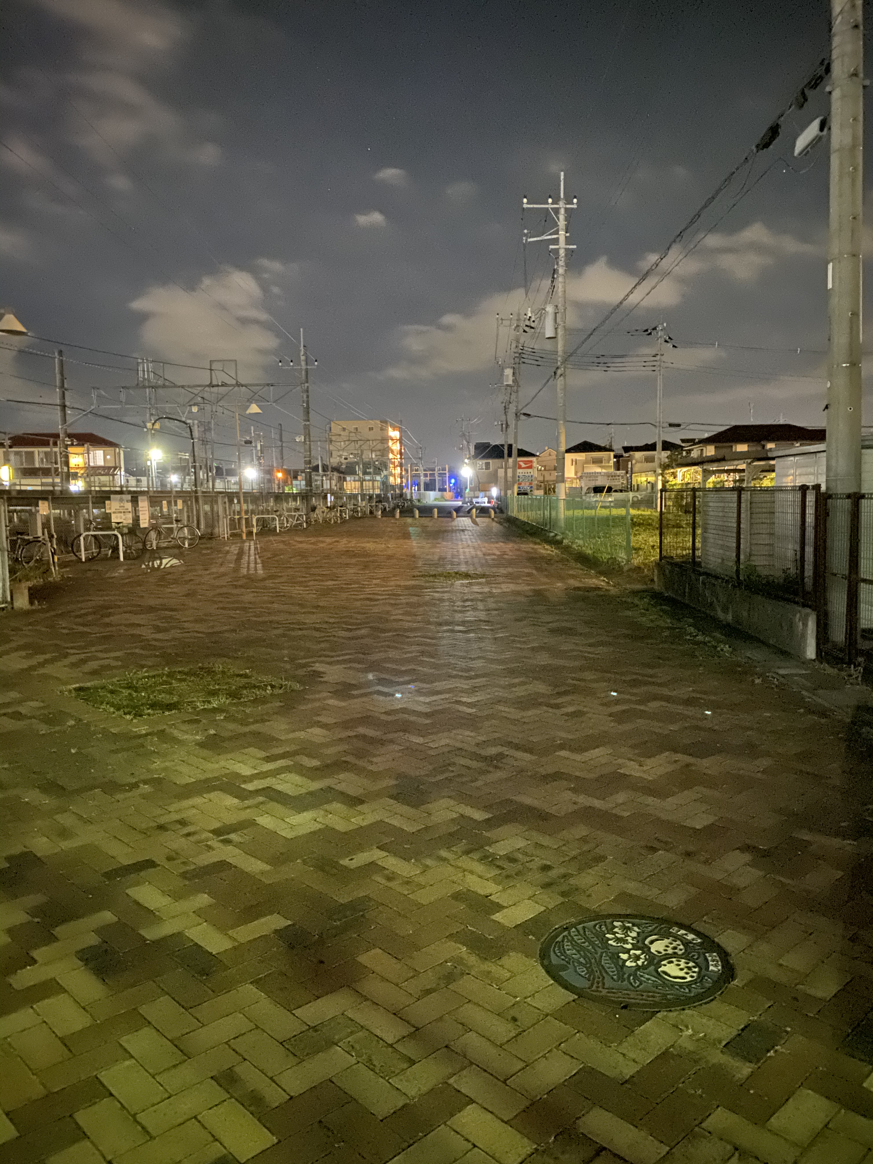 iPhone 11 Pro 夜景