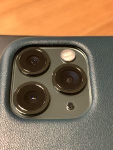 iPhone 11 Proカメラ